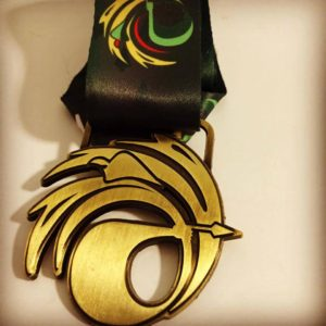 World Games Gold!